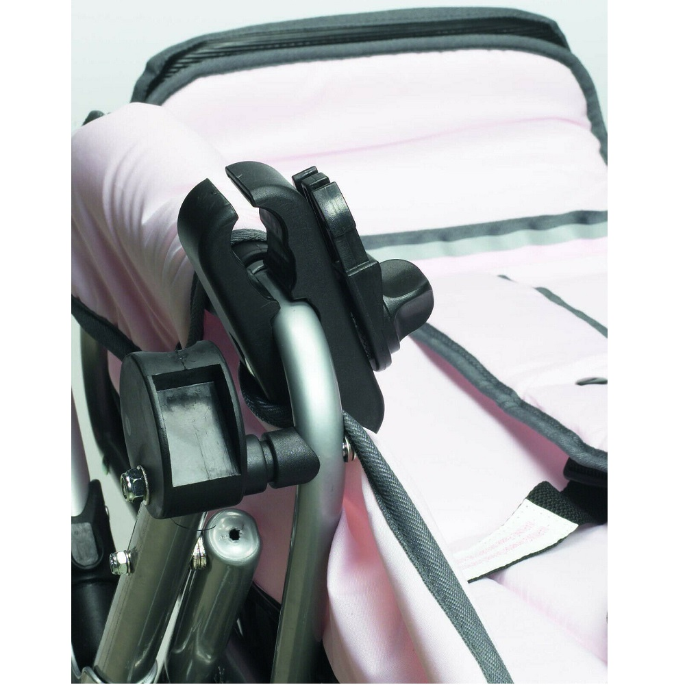 Hållare tilll barnvagnsparasoll Playshoes