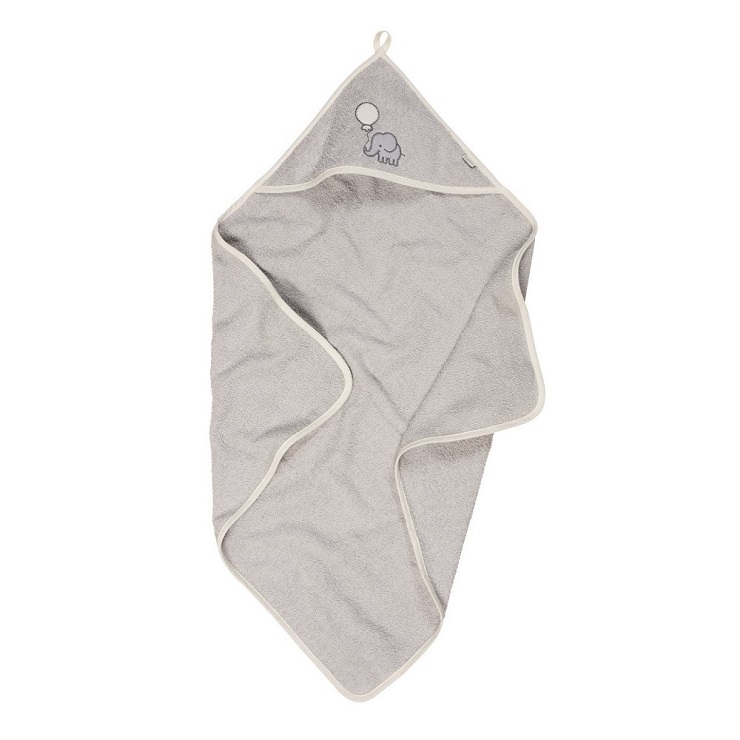 Hooded Towel - Elephant