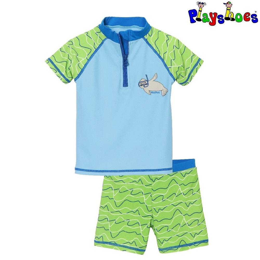UV-tröja och UV-byxor Playshoes Säl