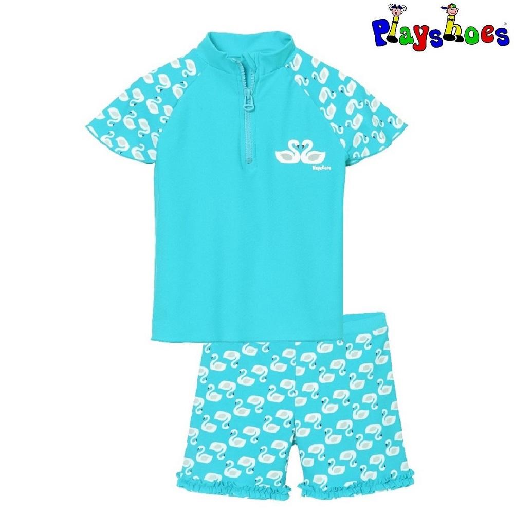 UV-tröja och UV-byxor Playshoes Svan