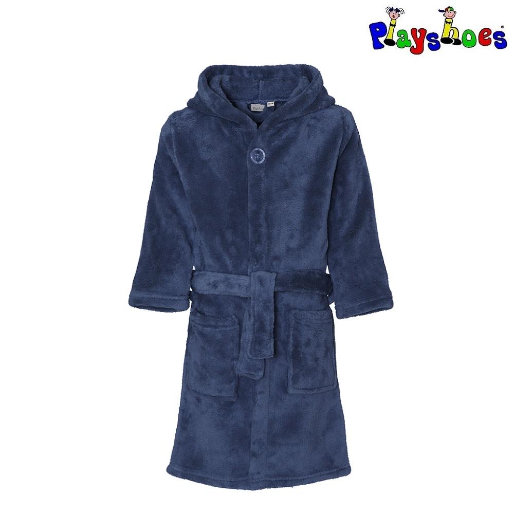 Badrock barn Playshoes Navy mörkblå