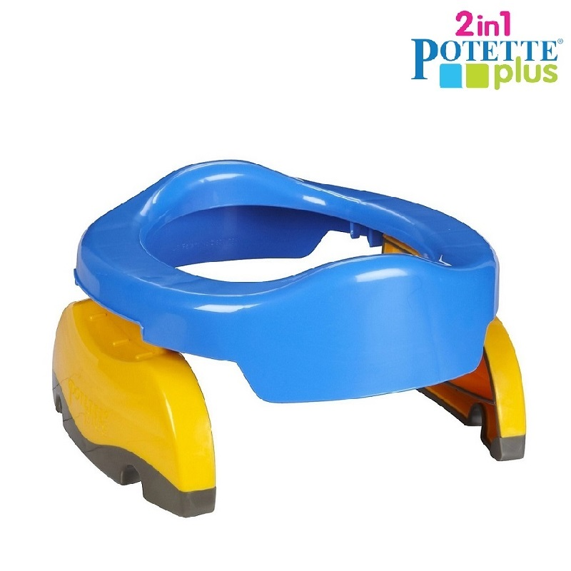 Resepotta Potette Plus Blå