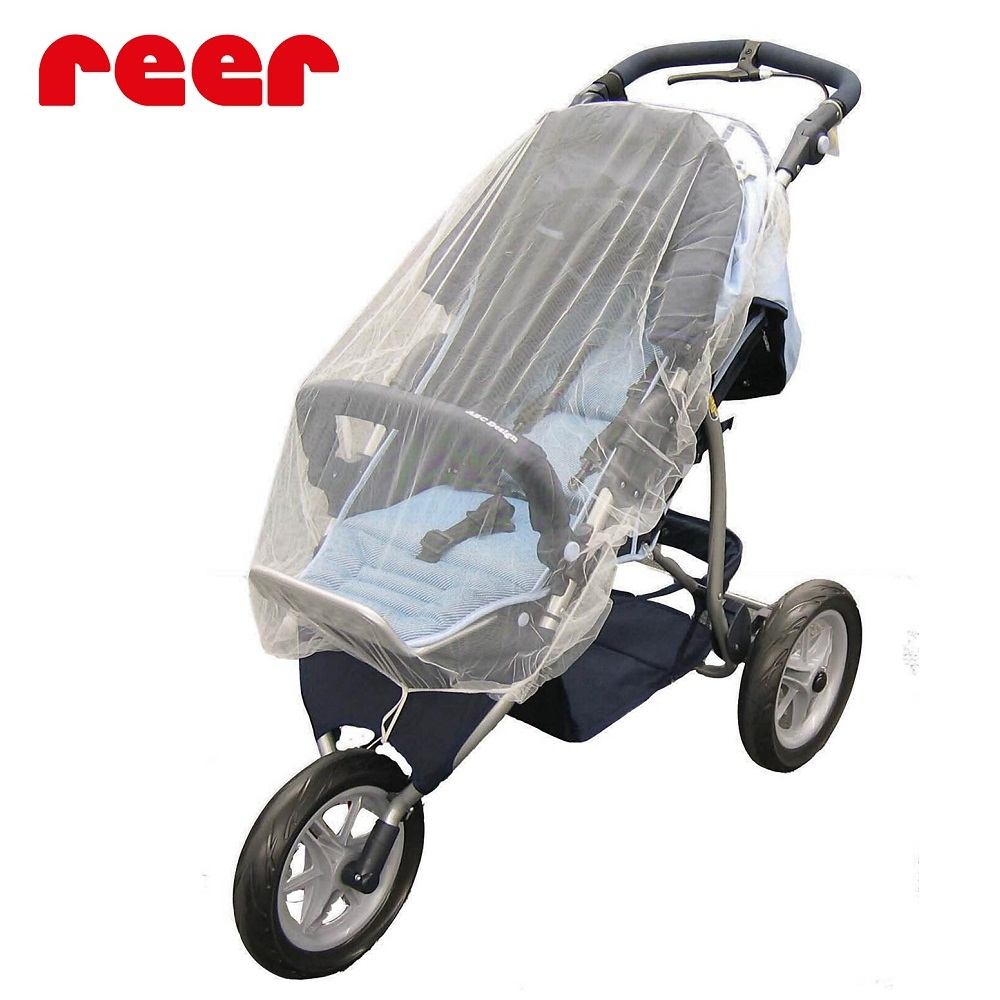 Reer myggnät barnvagn