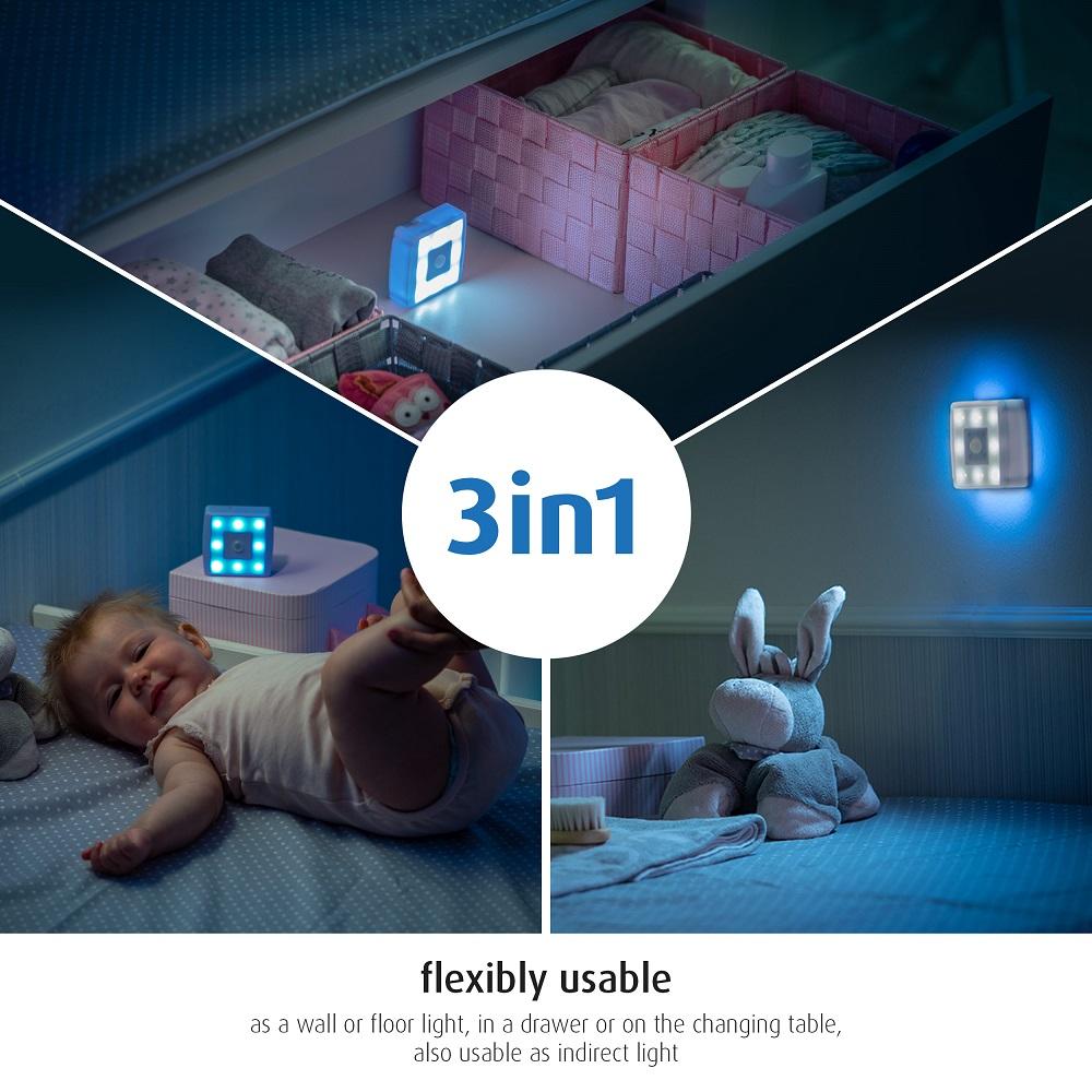 Nattlampa barn Reer modell 52020