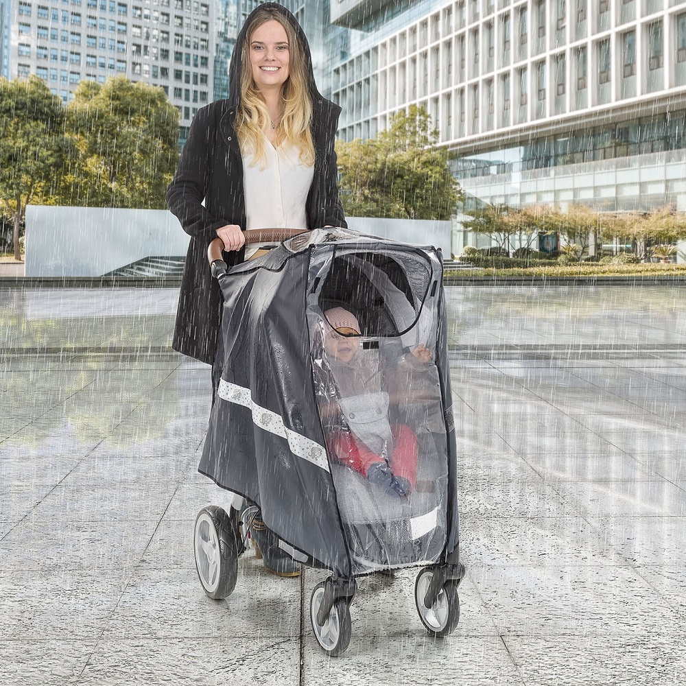 Reer regnskydd barnvagn