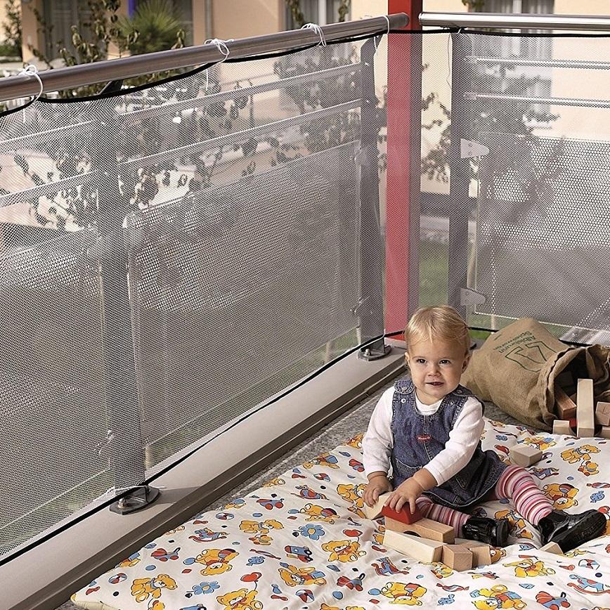 Balkongnät Reer Skyddsnät til balkong
