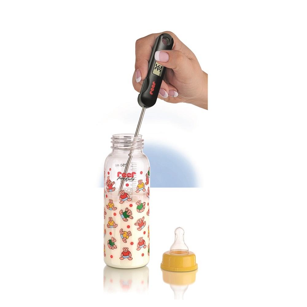 Digital flasktermometer Reer