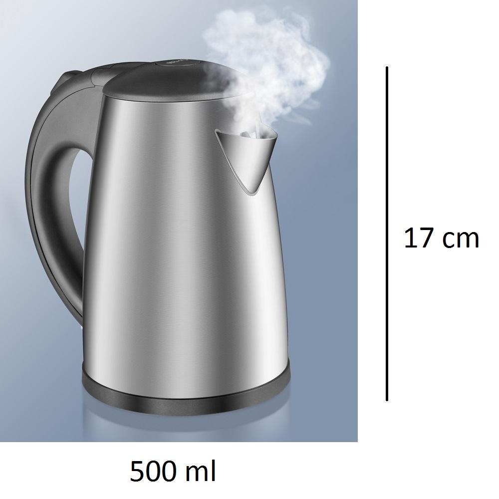 Liten vattenkokare Reer Pia 500 ml