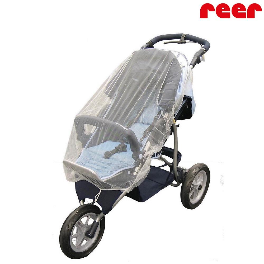 Myggnät till barnvagn Reer