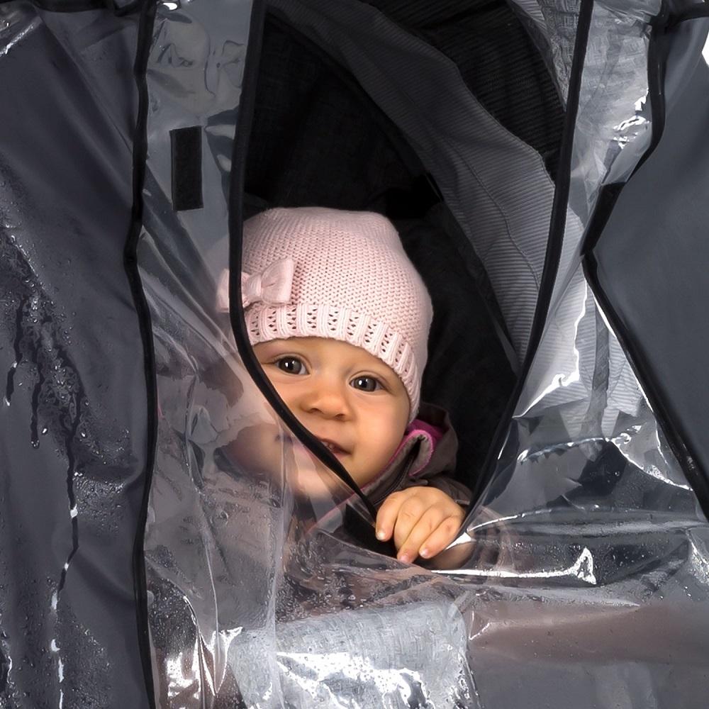 Regnskydd till barnvagn - Reer Rainsafe Active