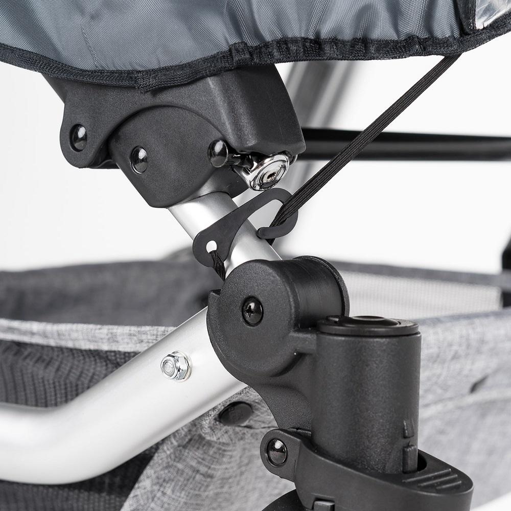 Regnskydd barnvagn Reer Rainsafe