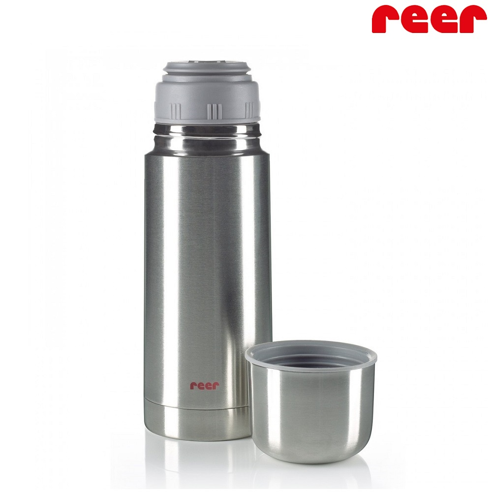 Rostfri termos 350 ml Reer