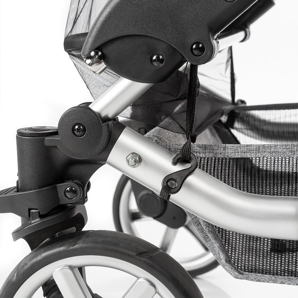 Solskydd och Myggnät till barnvagn Reer ShineSafe Bit & Sun