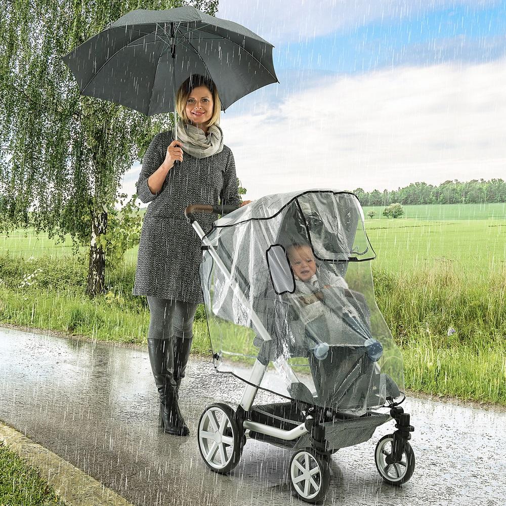 Regnskydd till barnvagn - Reer Active