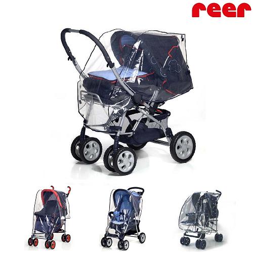 Regnskydd till barnvagn - Reer Universal