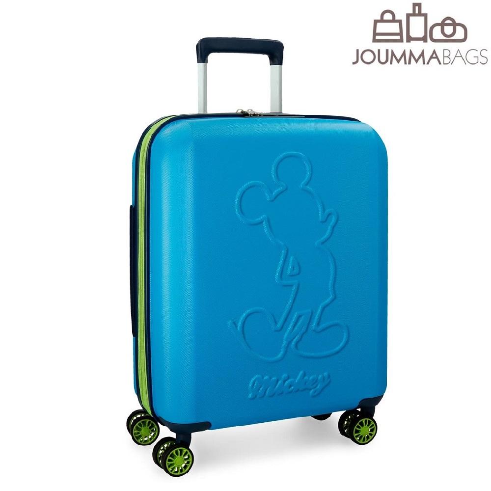 Resväska Joumma Bags Premium Musse Pigg Blå