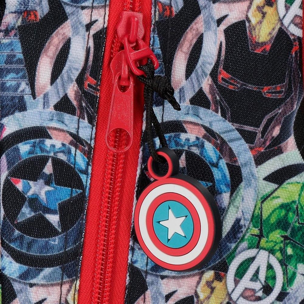 Avengers resväska - Armour Up