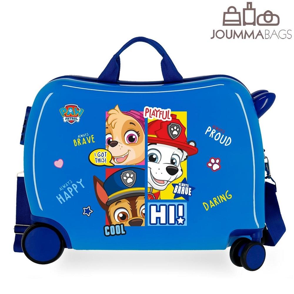 Paw Patrol resväska att åka på - Hi!