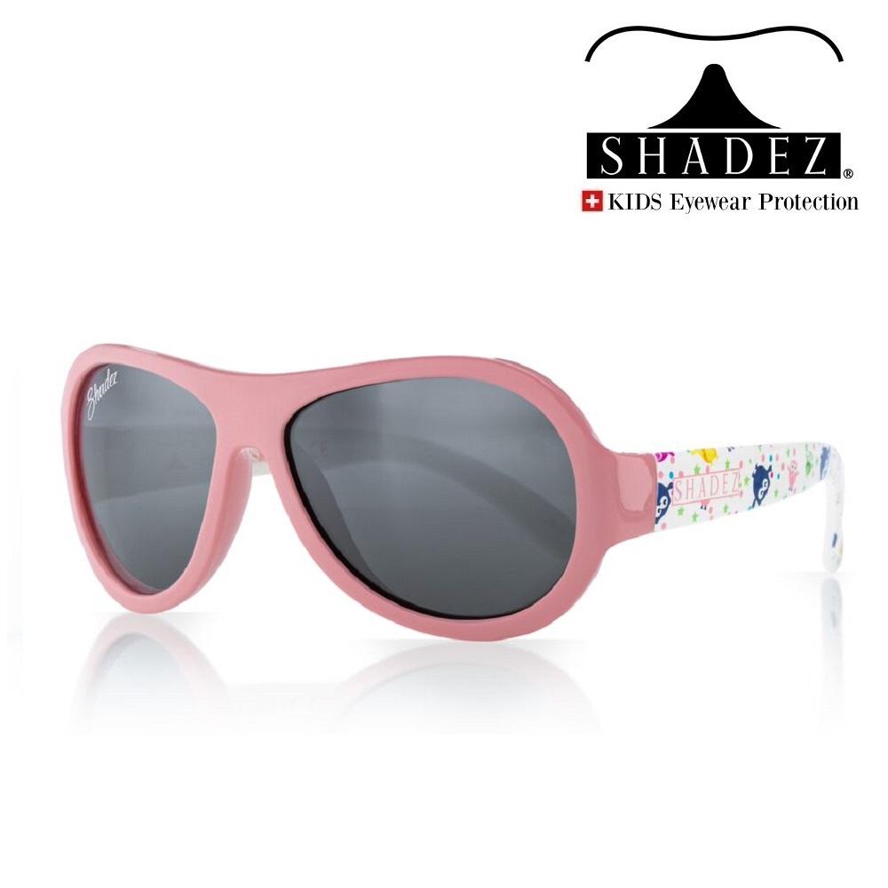 Shadez solglasögon baby - Pink Owl