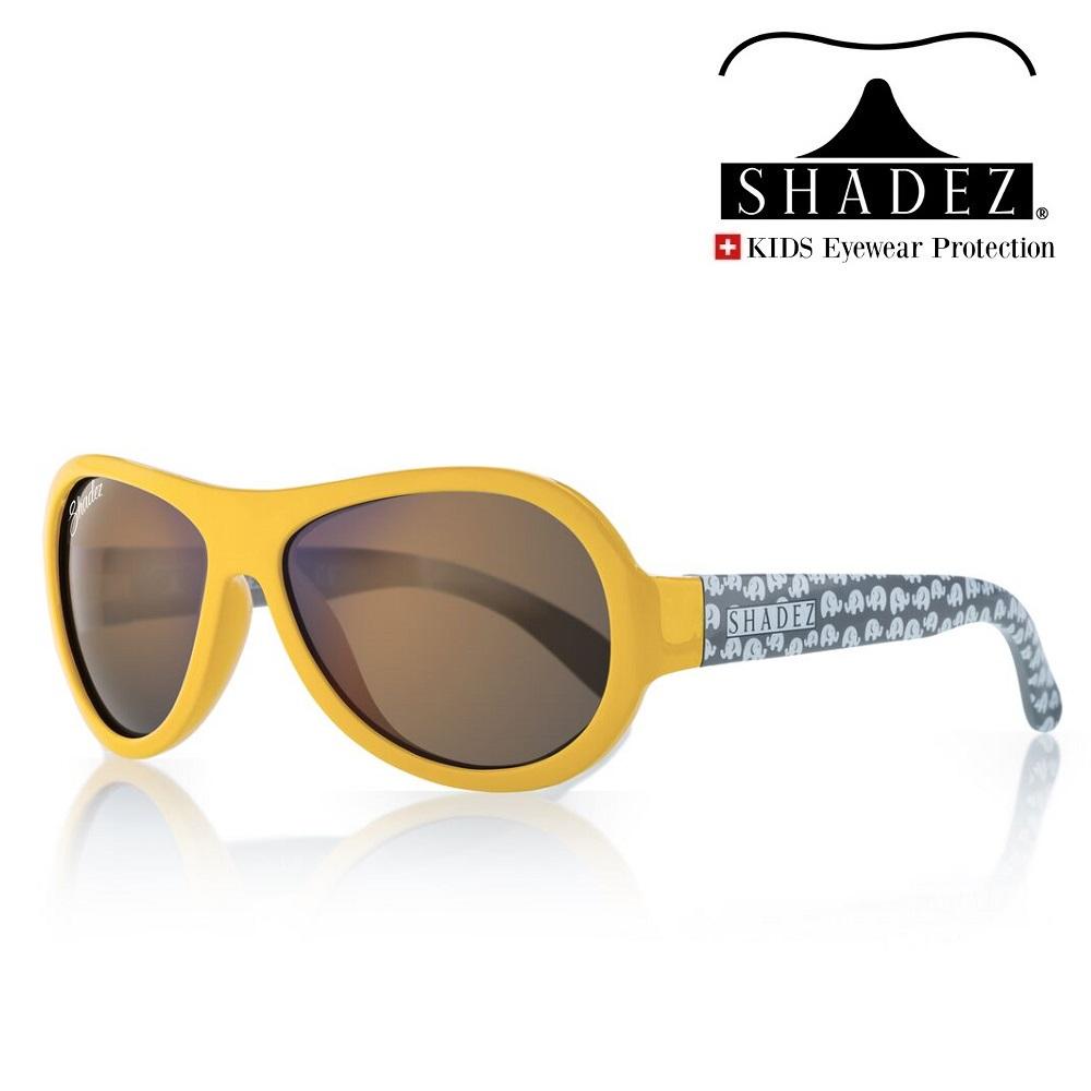 Shadez solglasögon baby - Yellow Elephant