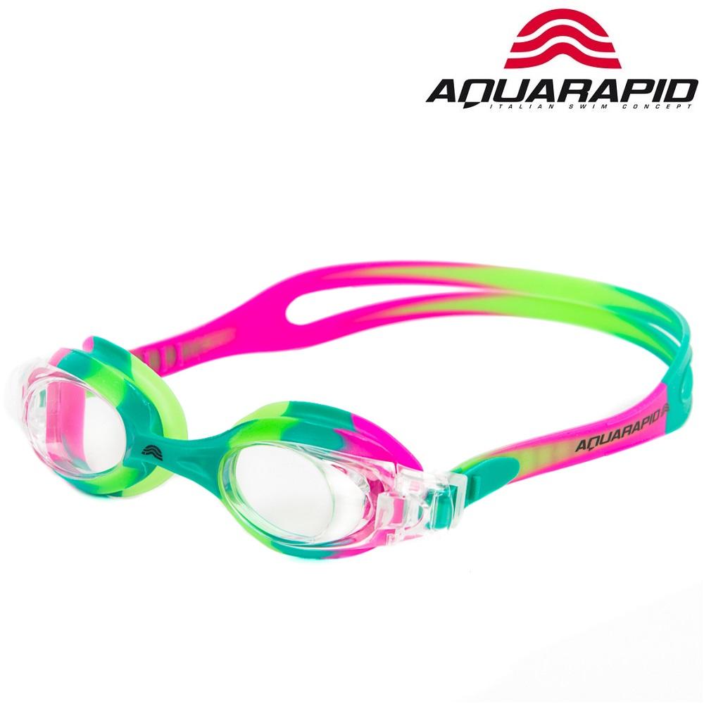 Simglasögon för Barn Aquarapid Multi rosa och gröna