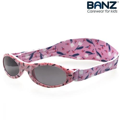 Solglasögon för baby BabyBanz Petite Cherry