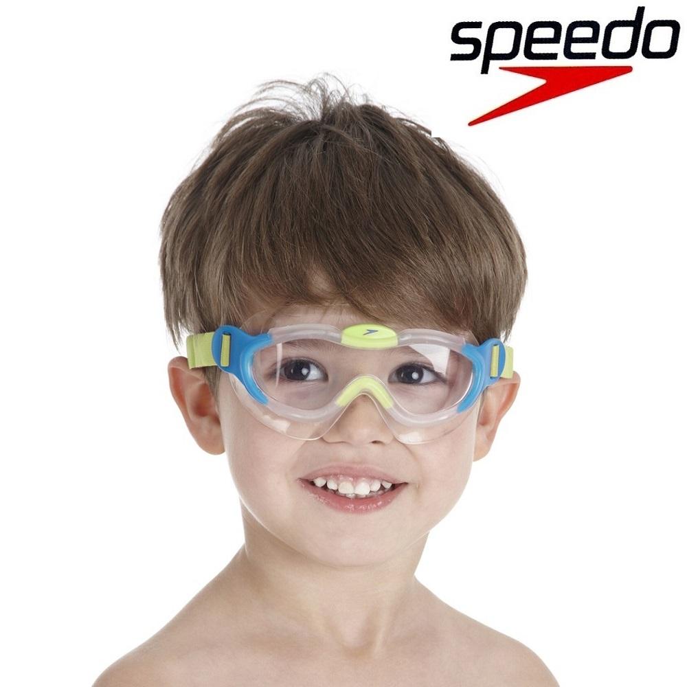 Speedo cyklop barn - Blå