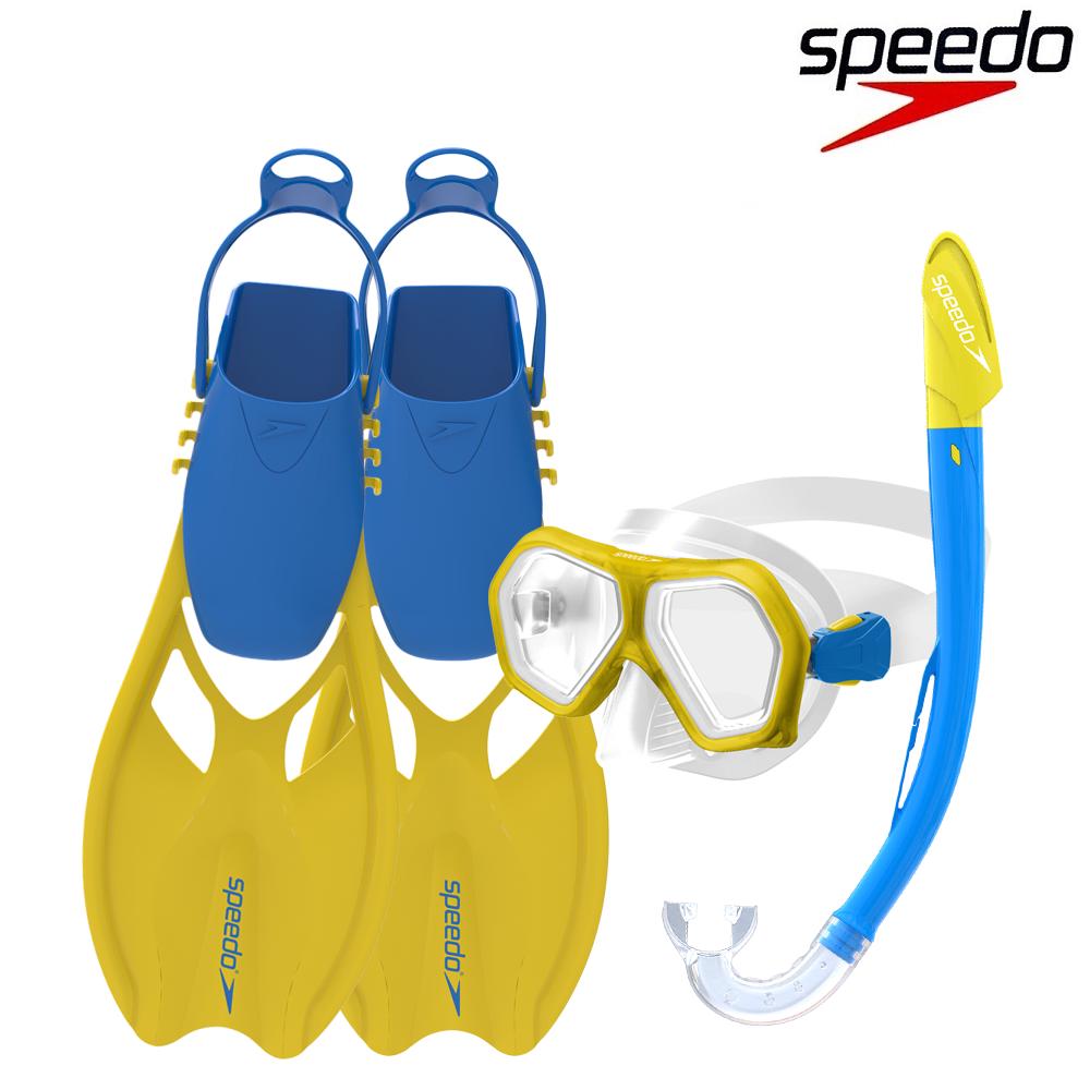 Snorkel-set Speedo Scuba Junior