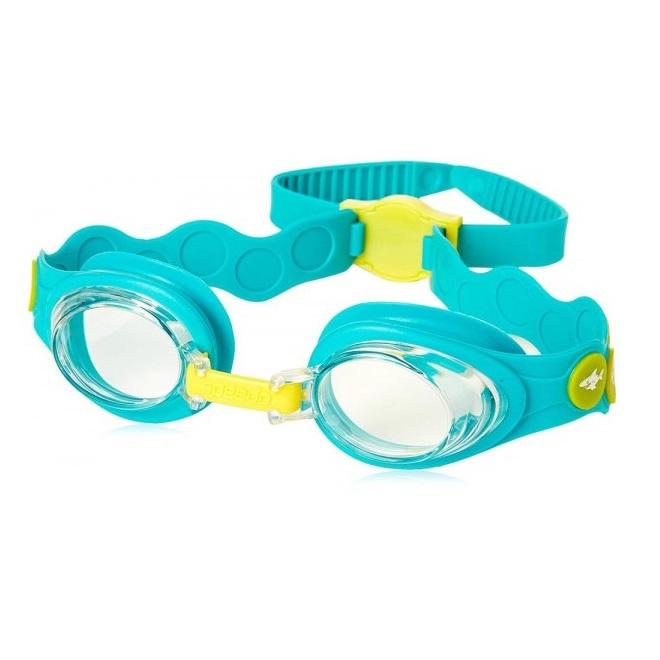Simglasögon barn Speedo Sea Squad Turkos