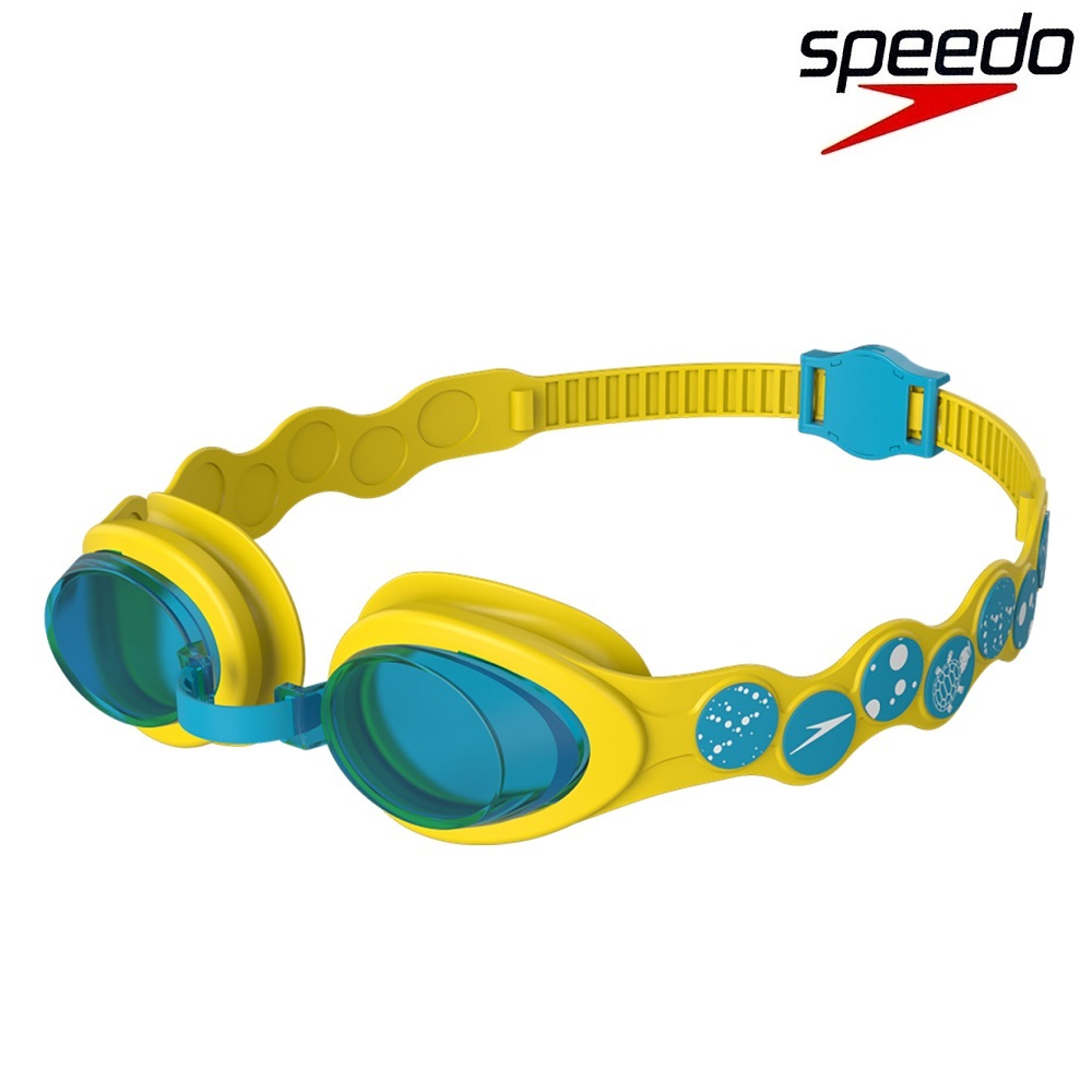 Simglasögon barn Speedo Sea Squad gula