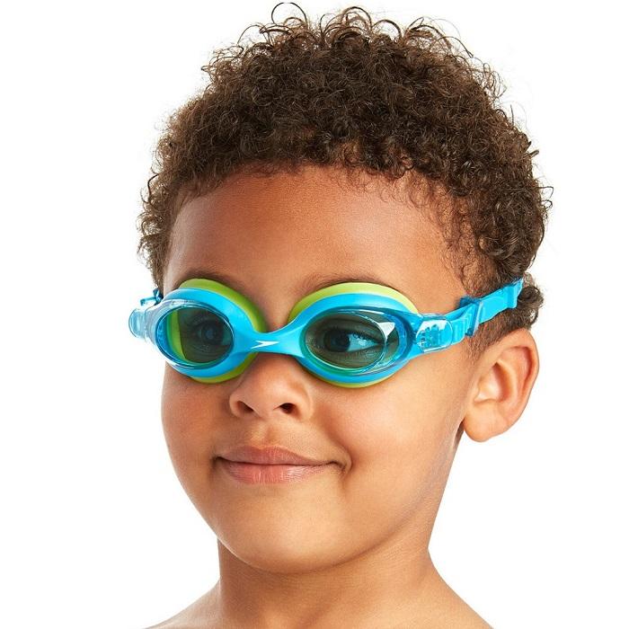 Simglasögon barn Speedo Skoogle Blå