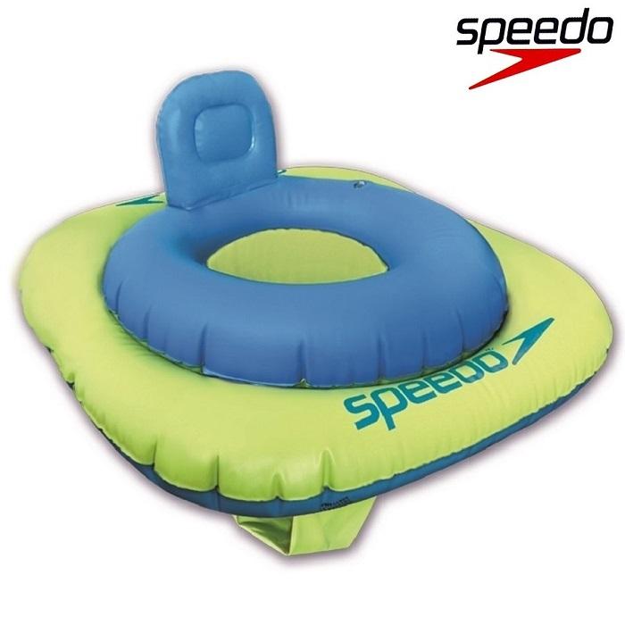 Badstol Speedo Blå 0-1 år grön och blå