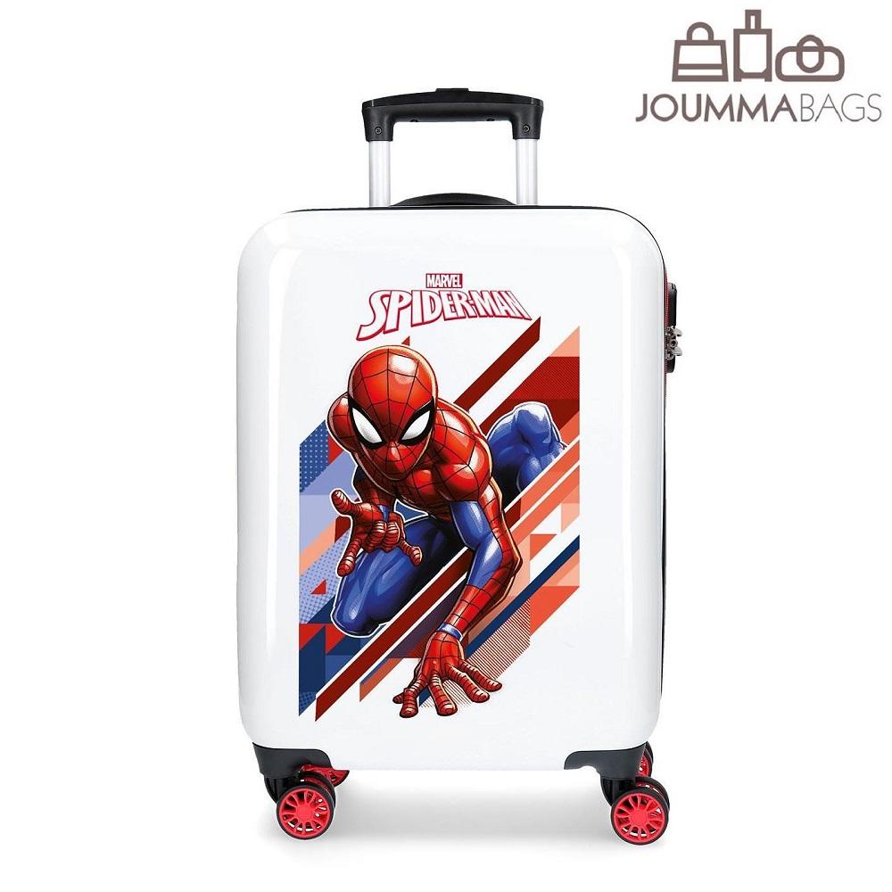 Spiderman resväska - Geo