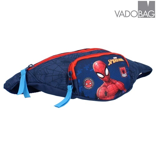 Magväska och bältesväska för barn - Spiderman