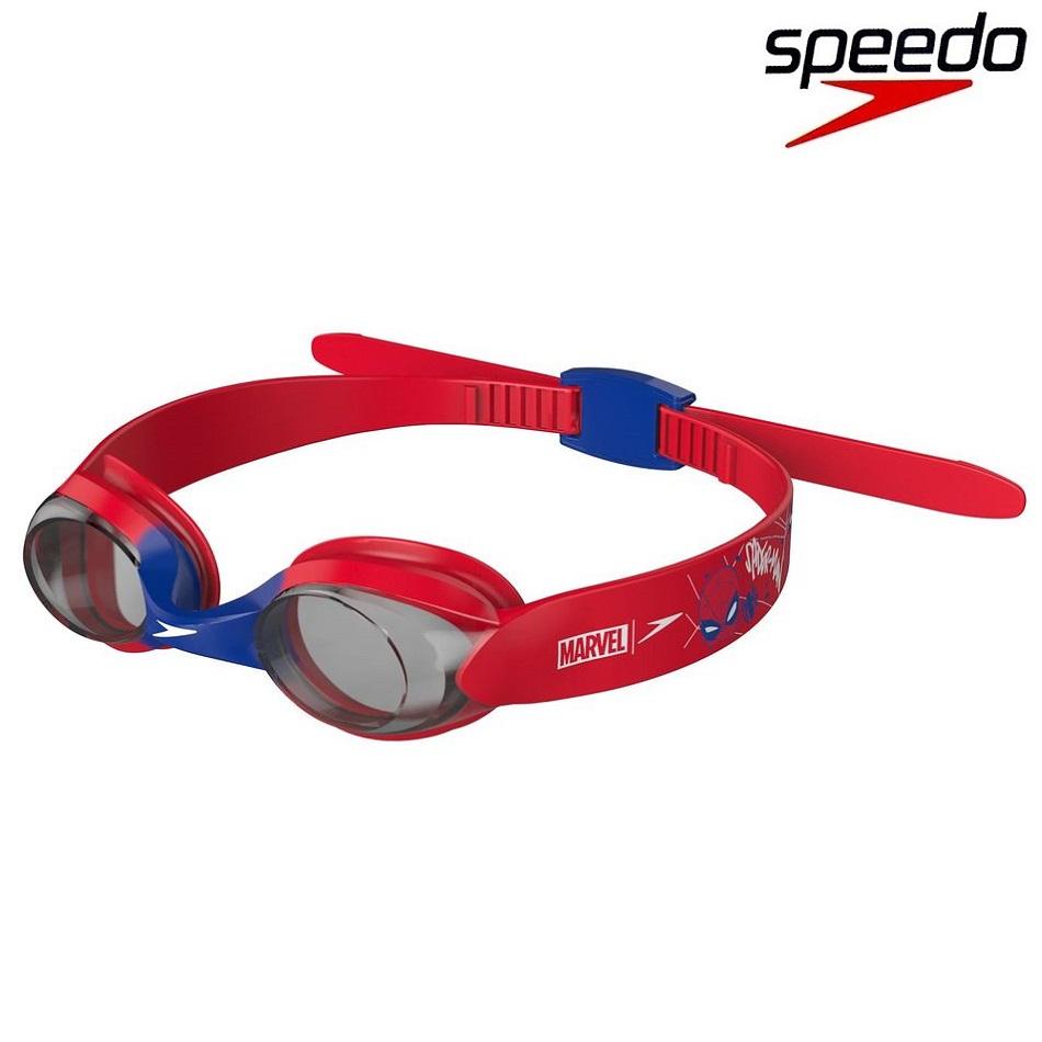 Simglasögon för barn Speedo Spiderman Illusion