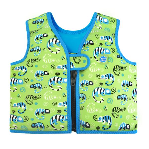 SplashAbout simväst - Geko