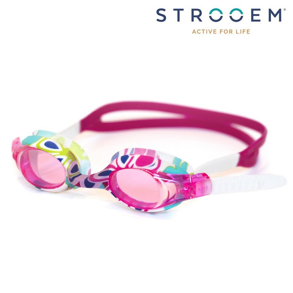 Simglasögon barn Strooem Cutie rosa