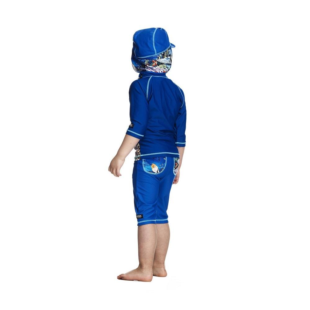 UV-kläder barn Swimpy Haj