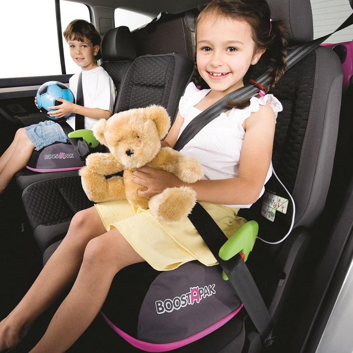 Trunki BoostApak kombinerad bältesstol och ryggsäck