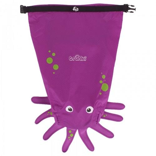 Ryggsäck barn Trunki Octopus vattentät
