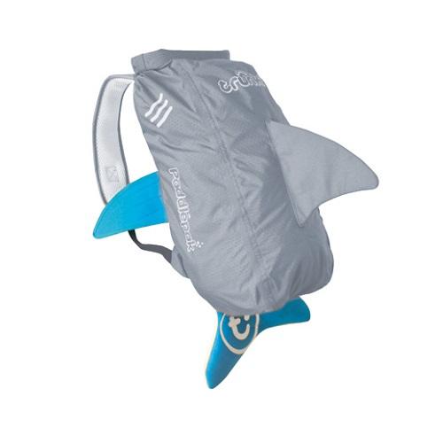 Ryggsäck barn Trunki PaddlePak Shark vattentät