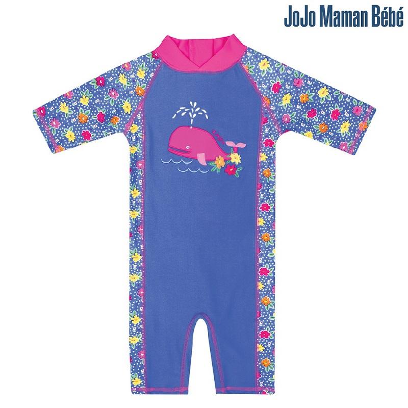 UV-dräkt Jojo Maman Bebe Primrose Whale