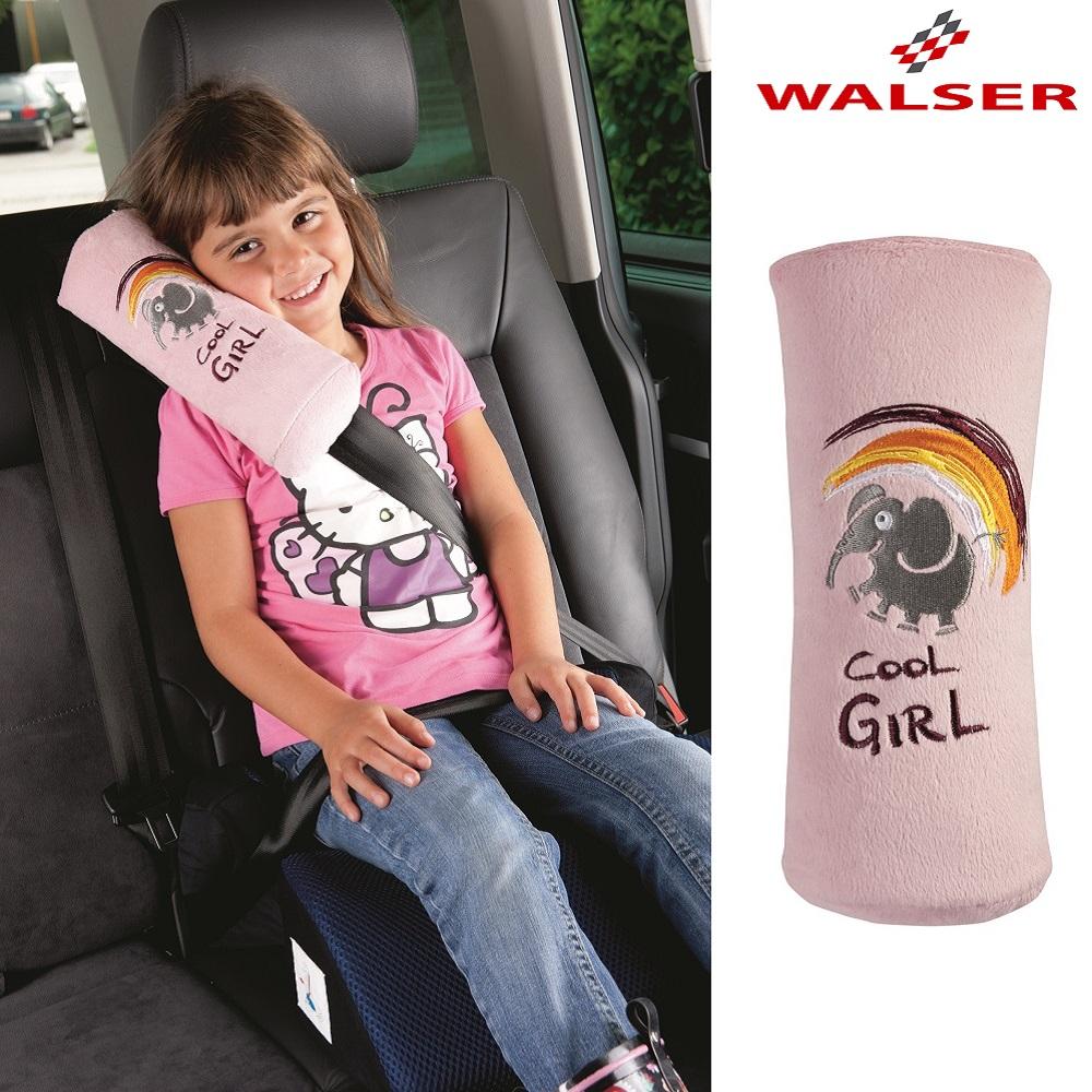Bälteskudde Walser Cool Girl Rosa