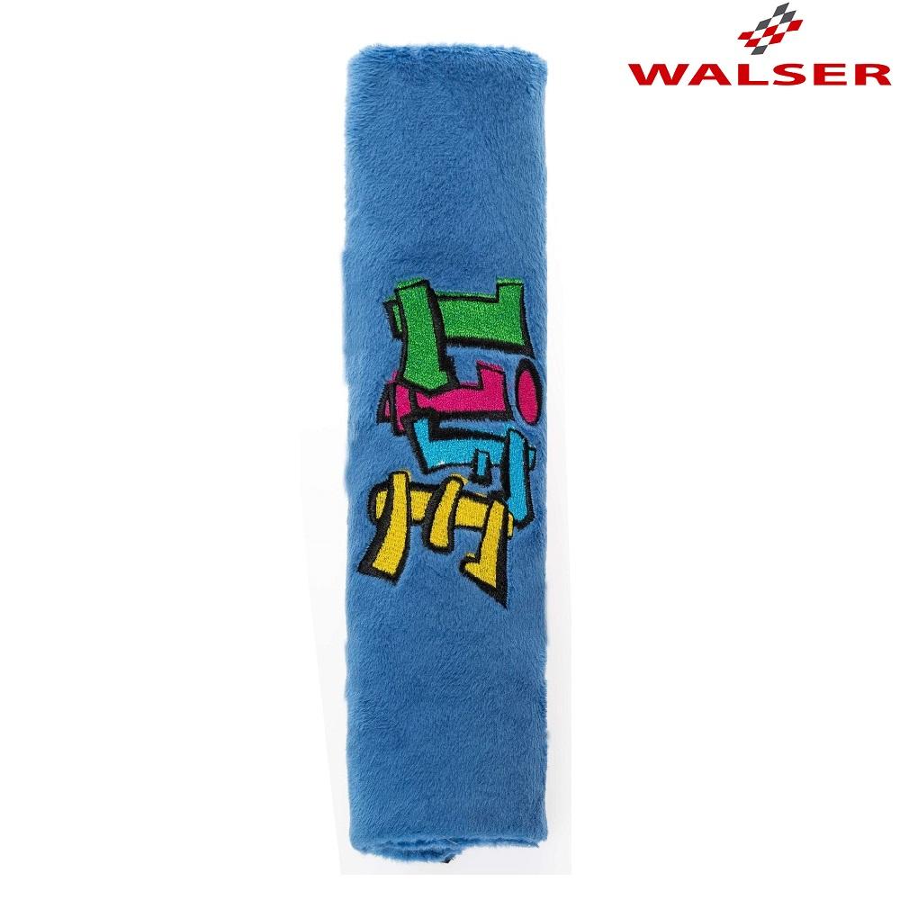 Bältesskydd Walser Graffiti blå