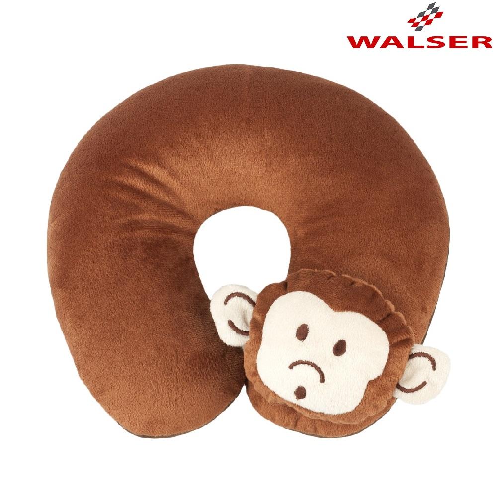 Nackkudde barn Walser Brown Monkey