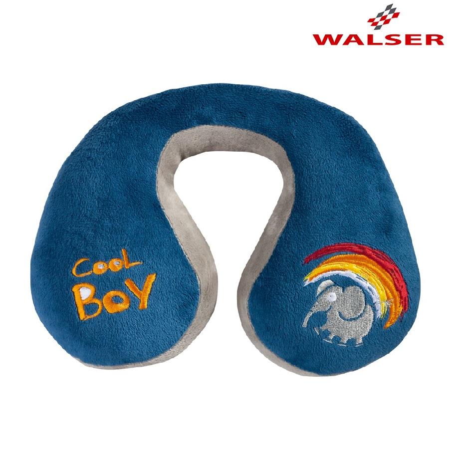 Nackkudde barn Walser Cool Boy Blå