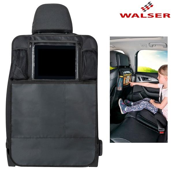 Sparkskydd med ipadhållare Walser Premium Kenny