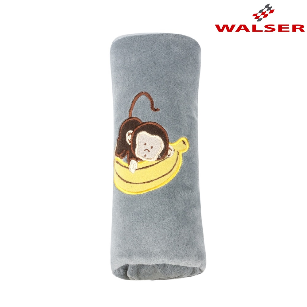 Bälteskudde Walser Grey Monkey