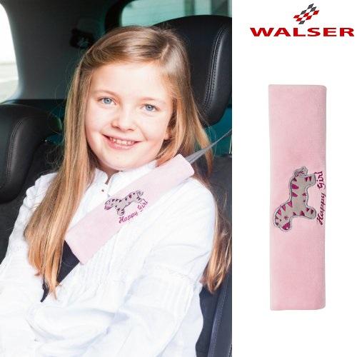 Bältesskydd Walser Zebra rosa