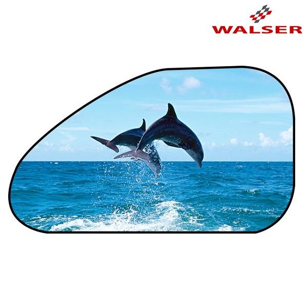 Solskydd bil Walser Delfiner